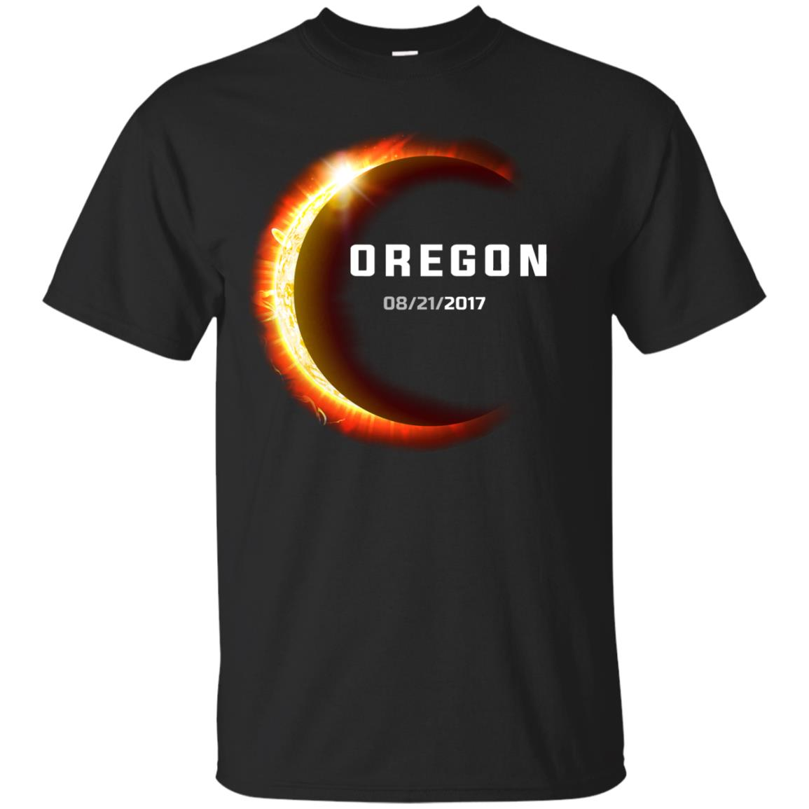 image 491px Oregon Total Solar Eclipse 2017 T Shirts, Hoodies, Tank