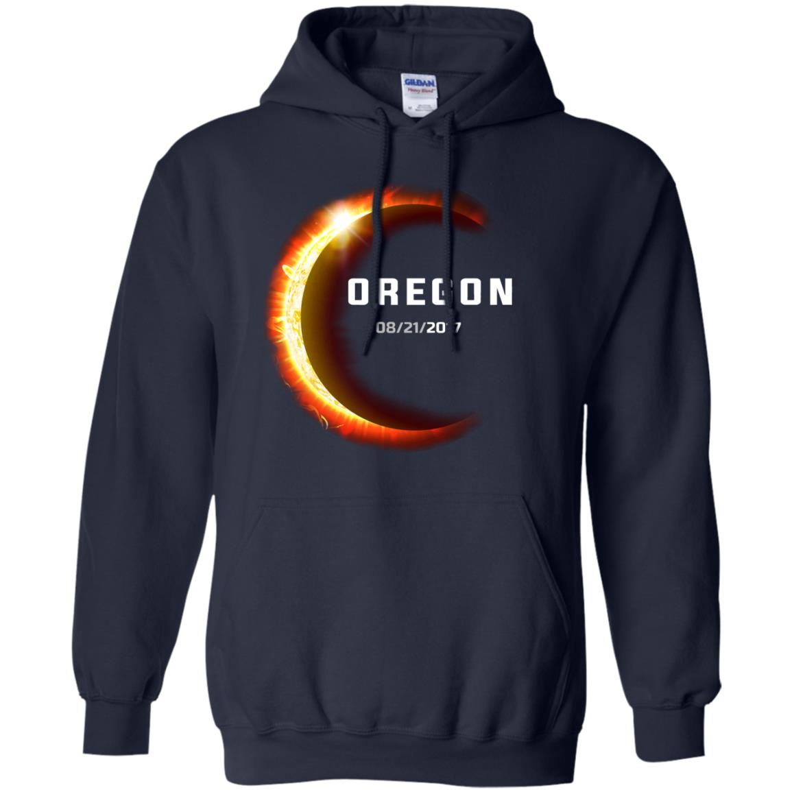image 497px Oregon Total Solar Eclipse 2017 T Shirts, Hoodies, Tank