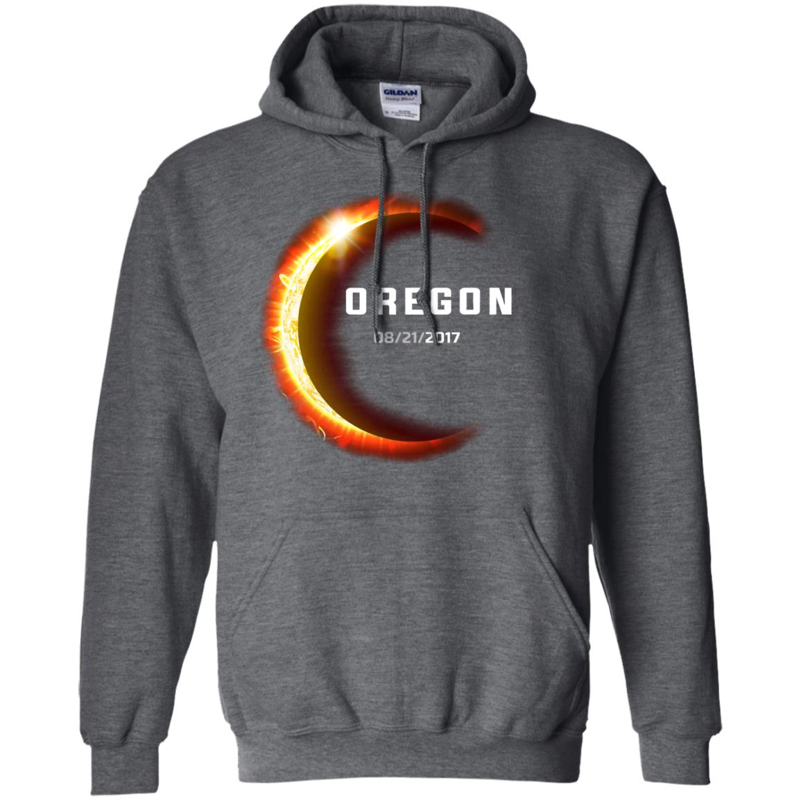 image 498px Oregon Total Solar Eclipse 2017 T Shirts, Hoodies, Tank