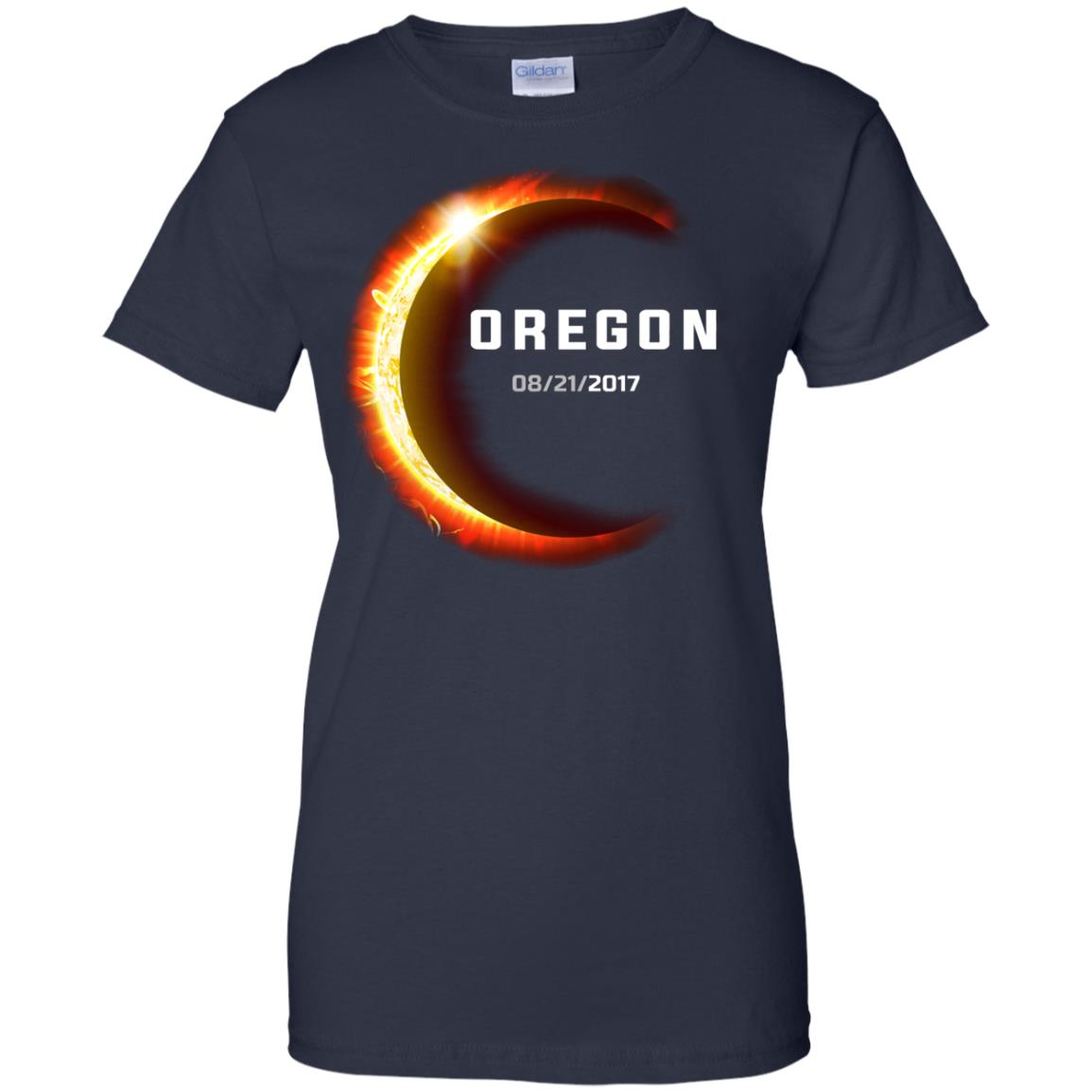 image 501px Oregon Total Solar Eclipse 2017 T Shirts, Hoodies, Tank
