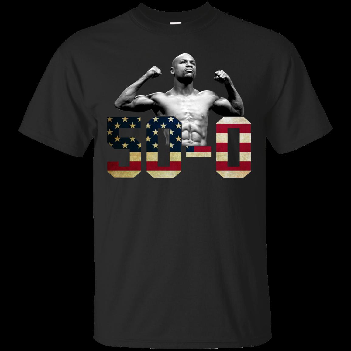 image 502px Floyd Mayweather 50 0 Shirt, Hoodies, Tank
