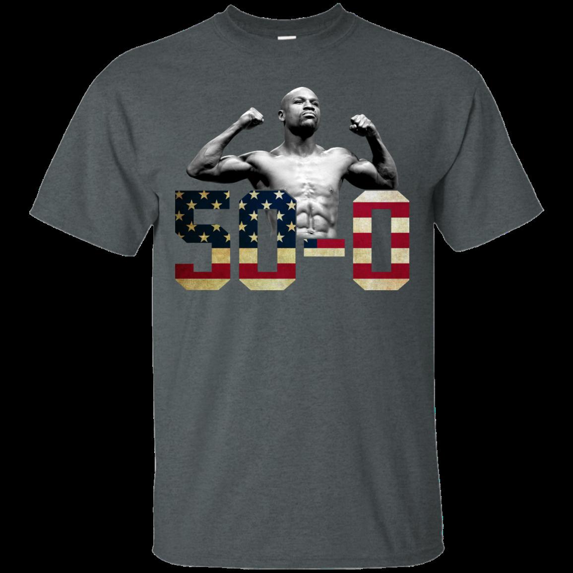 image 504px Floyd Mayweather 50 0 Shirt, Hoodies, Tank
