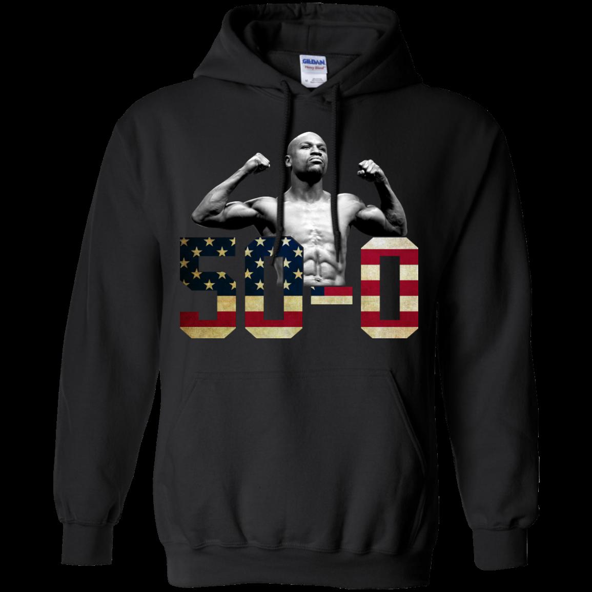 image 506px Floyd Mayweather 50 0 Shirt, Hoodies, Tank