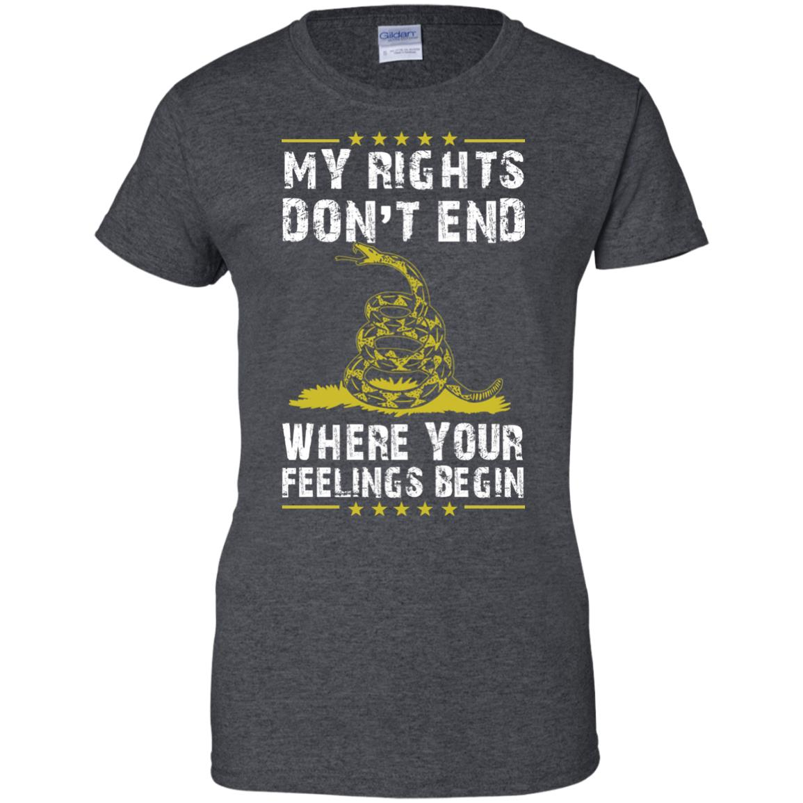 image 511px My Rights Don't End Where Your Feelings Begin T Shirts, Hoodies, Tank