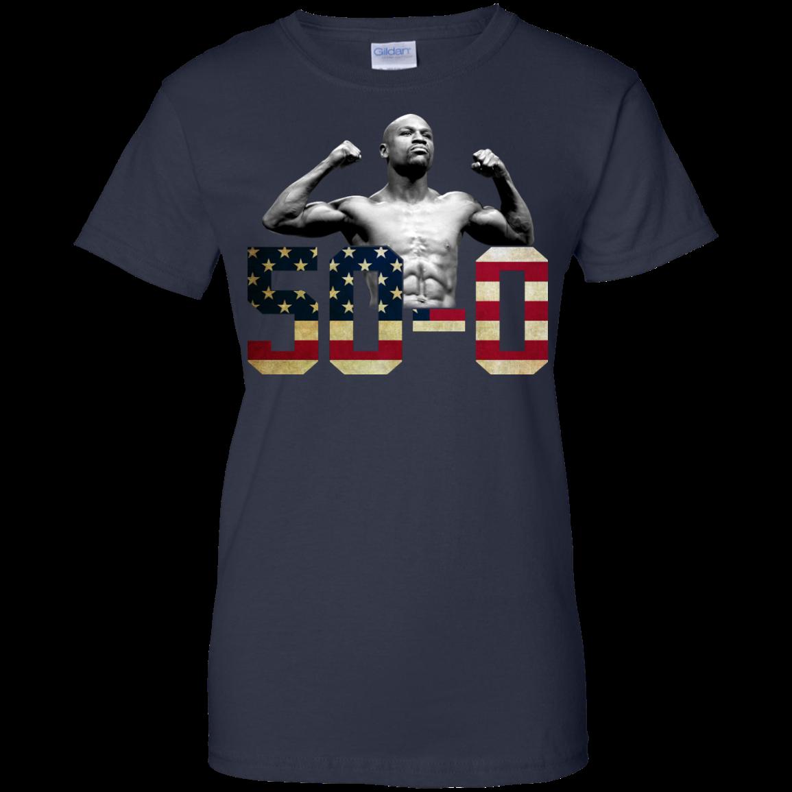 image 513px Floyd Mayweather 50 0 Shirt, Hoodies, Tank