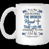 image 529 100x100px I Don't Want To, I Don't Have To, You Can't Make Me I'm Retired Coffee Mug