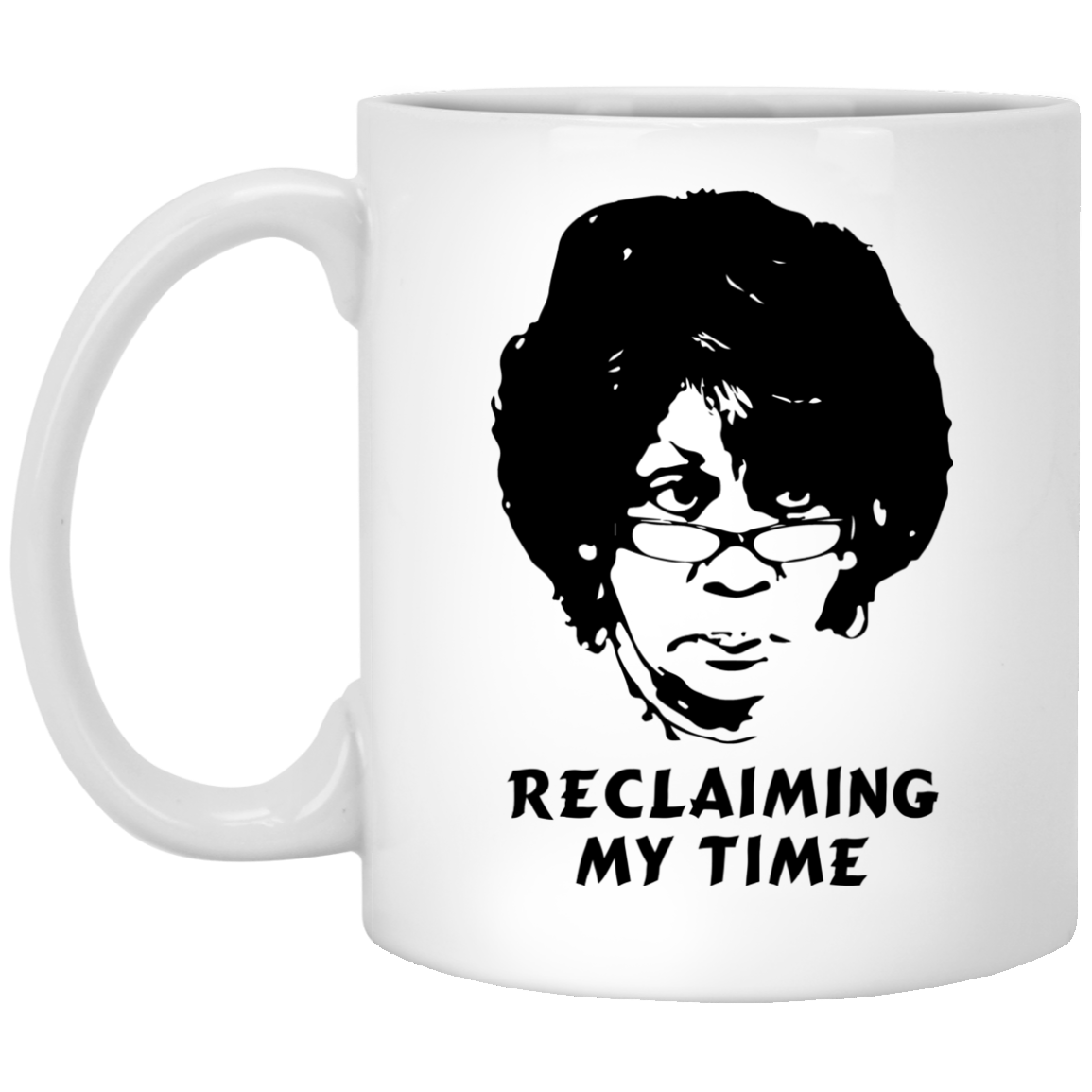 image 542px Maxine Waters: Reclaiming My Time Coffee Mug