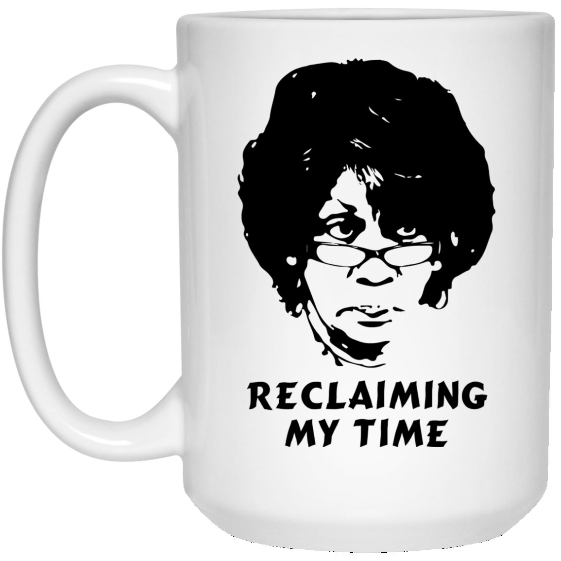 image 543px Maxine Waters: Reclaiming My Time Coffee Mug