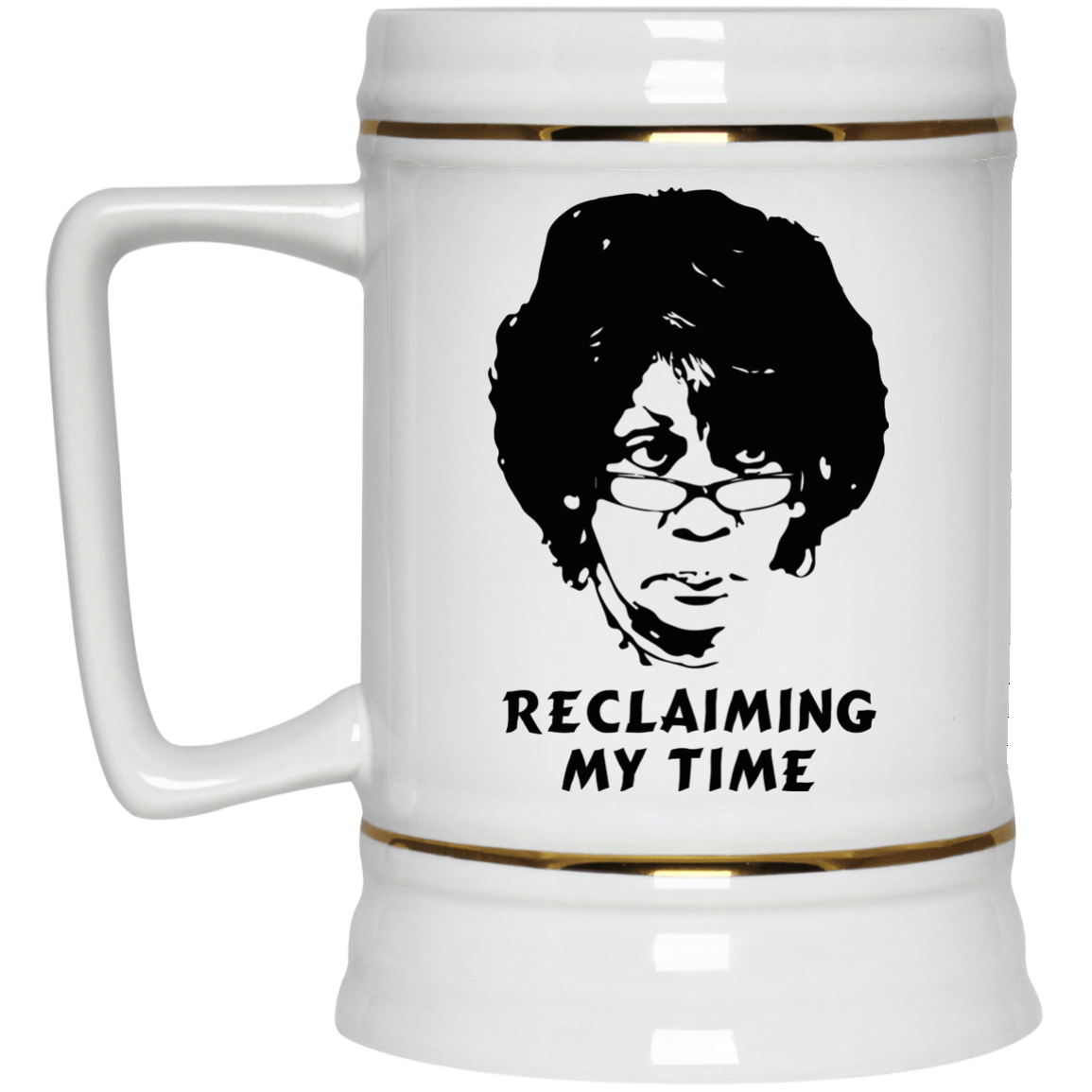 image 544px Maxine Waters: Reclaiming My Time Coffee Mug