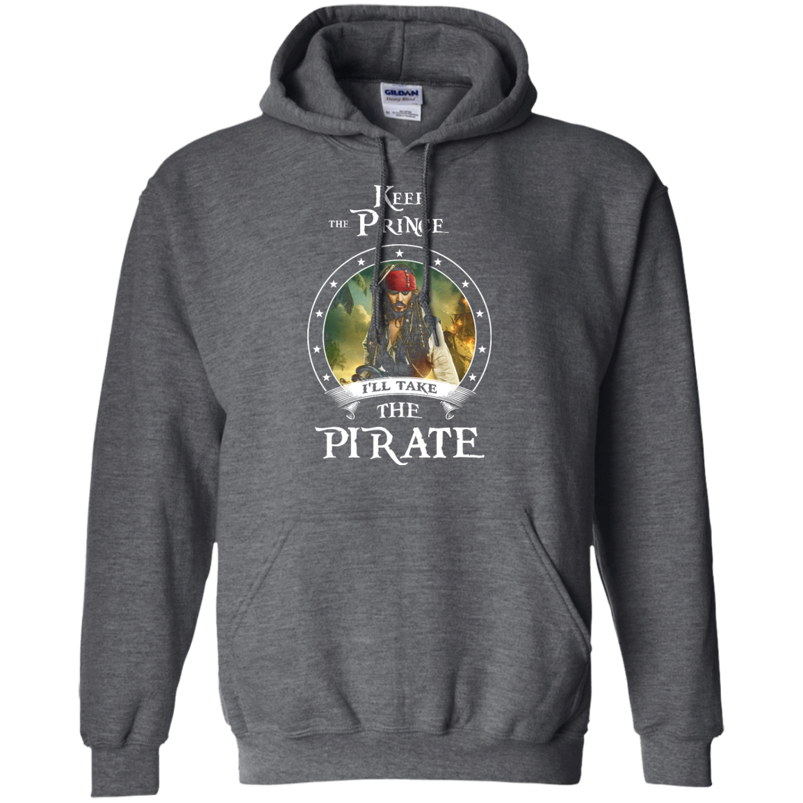 image 55px Pirates Of the Caribbean: Keep The Prince I'll Take The Pirate T Shirts, Hoodies
