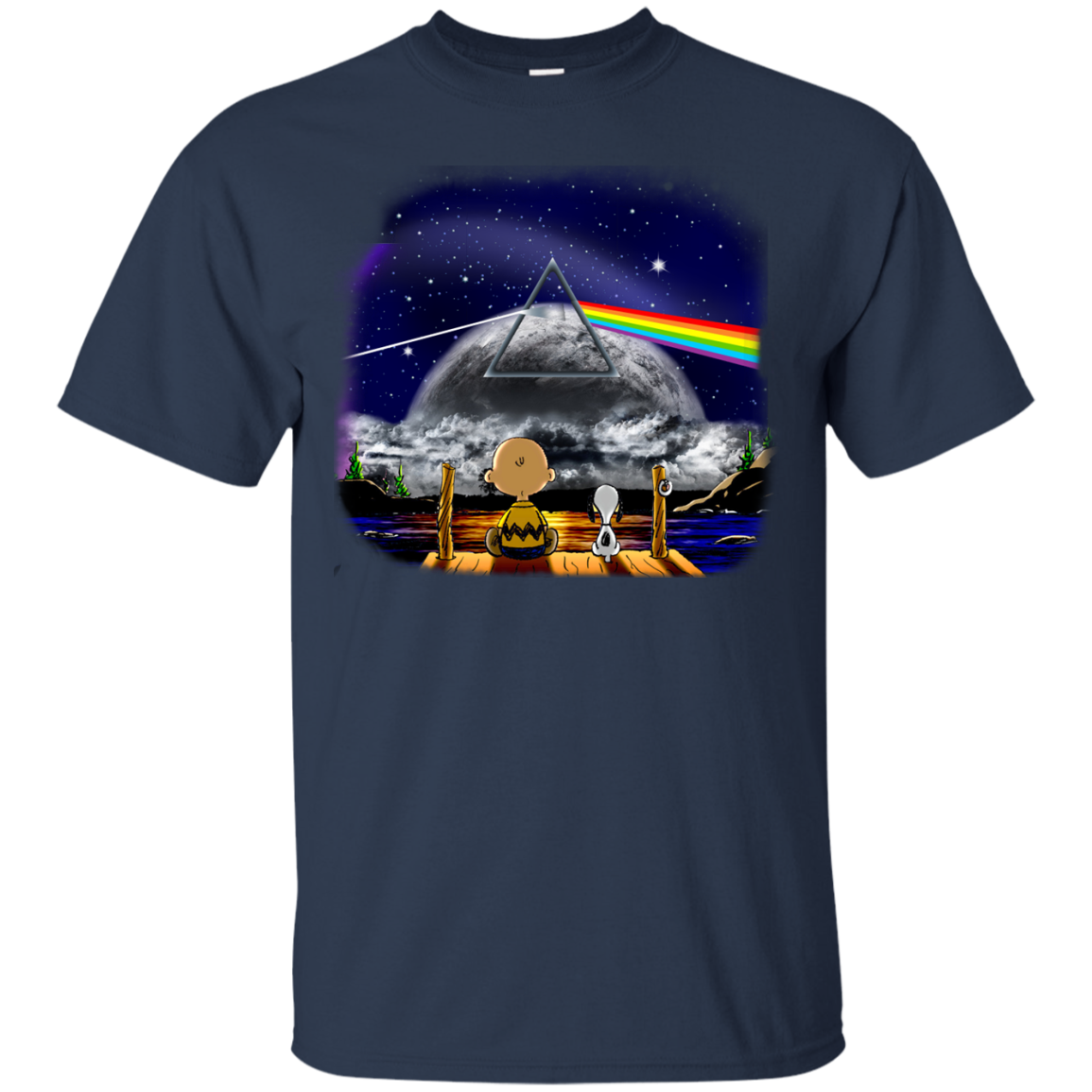 image 556px Snoopy: Pink Floyd Plays The Total Solar Eclipse August 2017 T Shirts, Hoodies, Tank