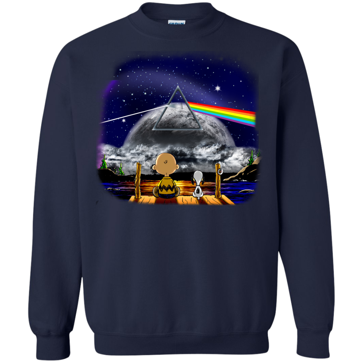 image 562px Snoopy: Pink Floyd Plays The Total Solar Eclipse August 2017 T Shirts, Hoodies, Tank