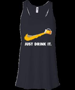 image 569 247x296px Love Beer: Just Drink It Nike Logo T Shirts, Hoodies, Tank Top