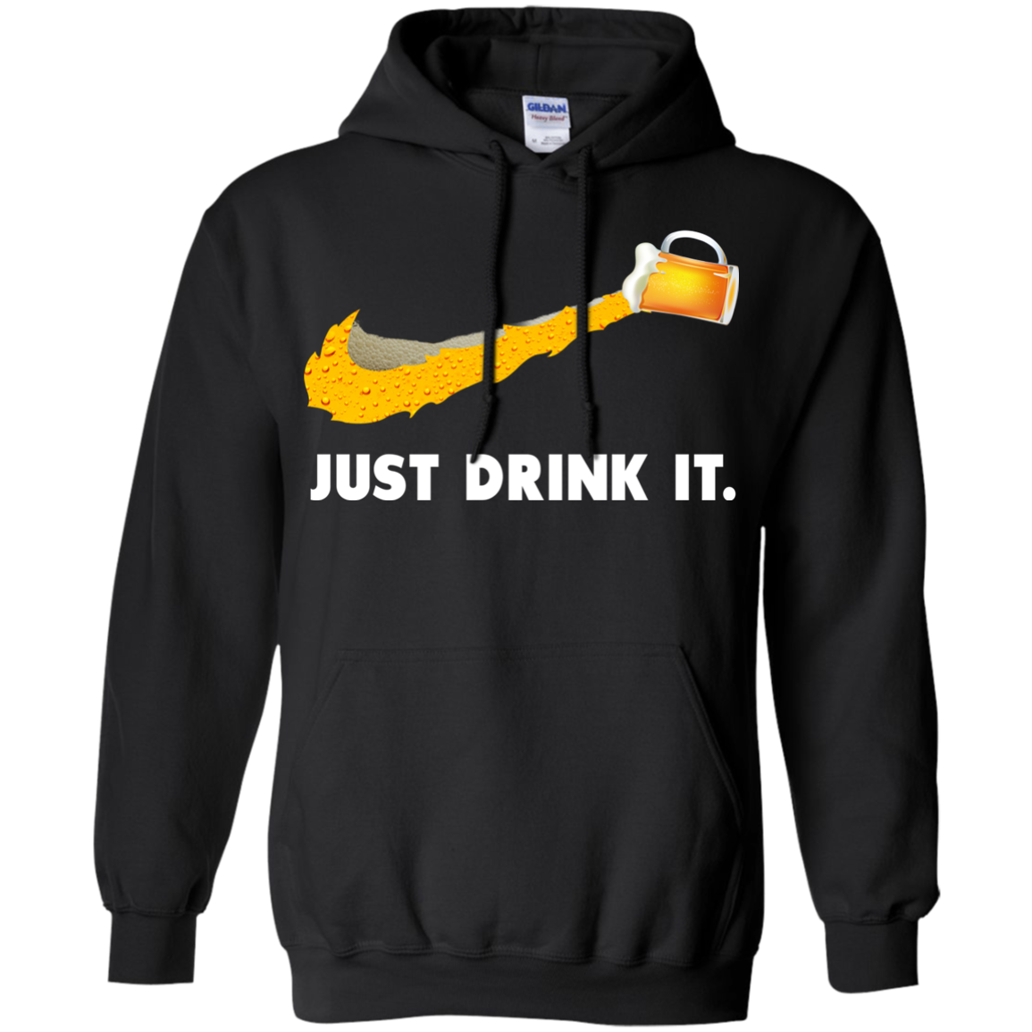 image 570px Love Beer: Just Drink It Nike Logo T Shirts, Hoodies, Tank Top