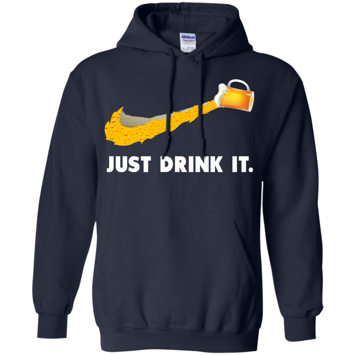 image 571px Love Beer: Just Drink It Nike Logo T Shirts, Hoodies, Tank Top