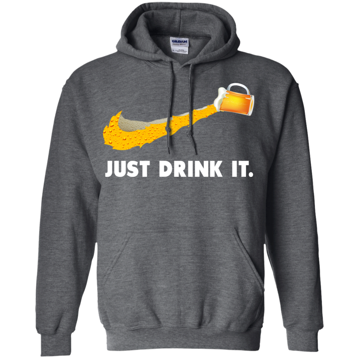 image 572px Love Beer: Just Drink It Nike Logo T Shirts, Hoodies, Tank Top