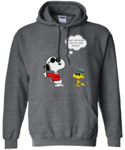 image 630 247x296px Snoopy I dont get older I just get more awesome t shirts, hoodies, tank