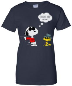 image 633 247x296px Snoopy I dont get older I just get more awesome t shirts, hoodies, tank