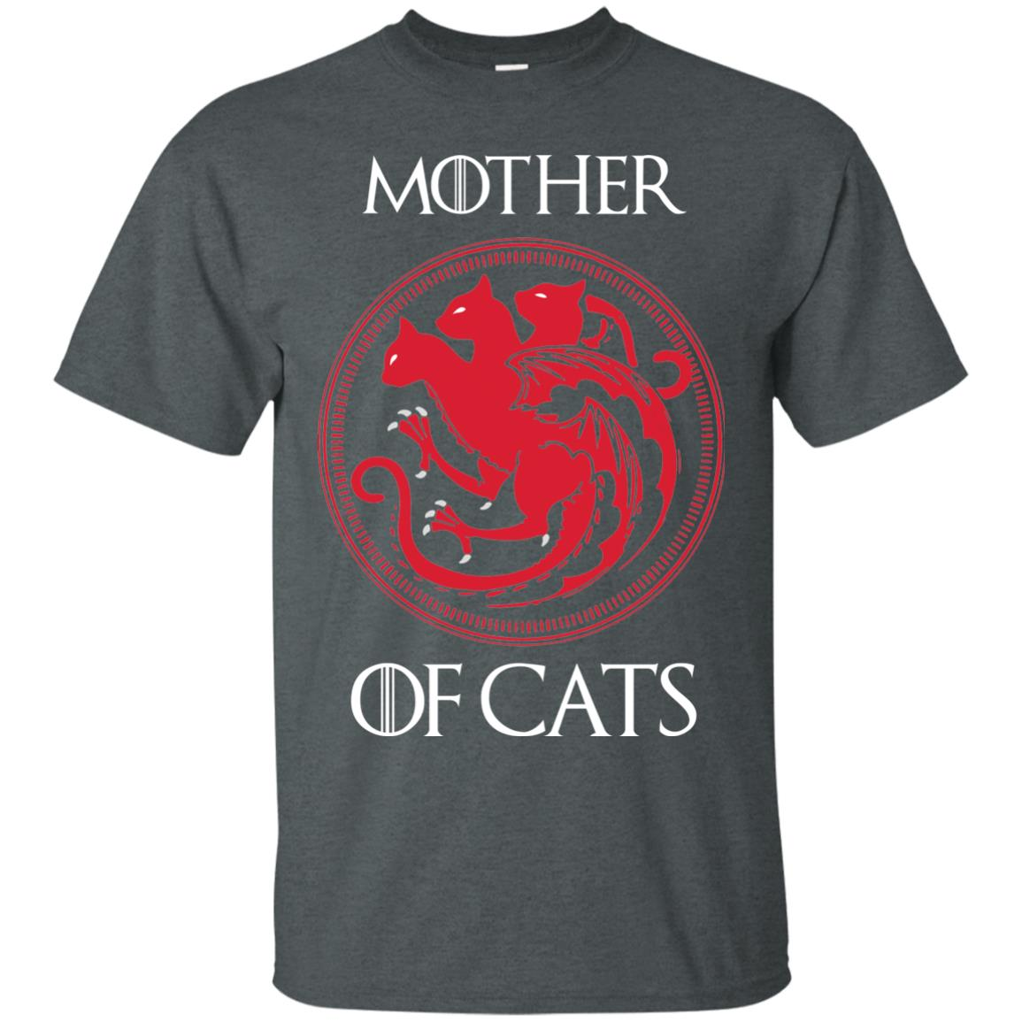 image 646px Game Of Thrones: Mother Of Cats T Shirts, Hoodies, Tank