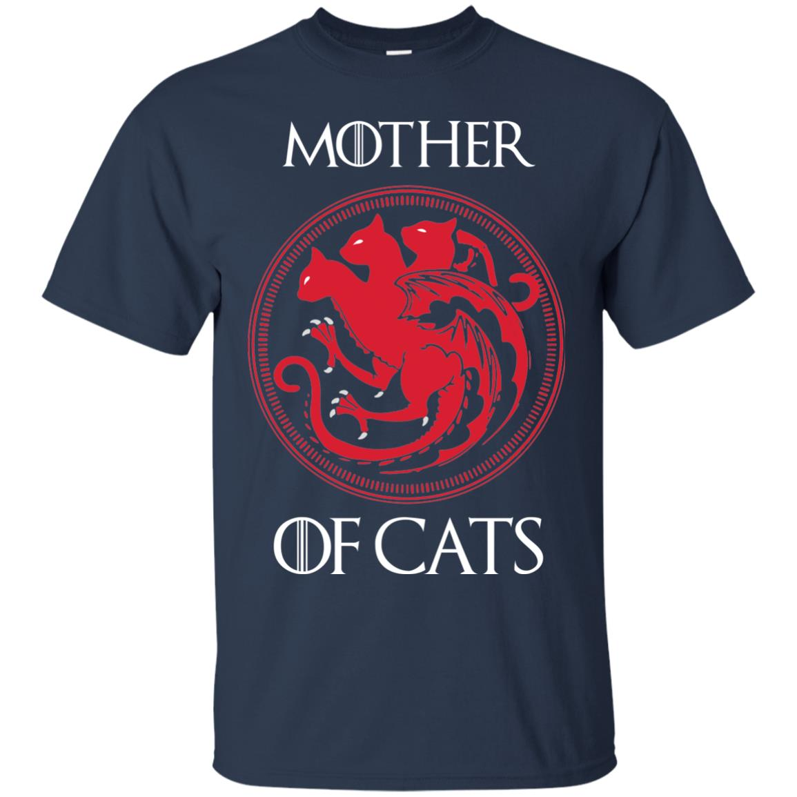image 647px Game Of Thrones: Mother Of Cats T Shirts, Hoodies, Tank