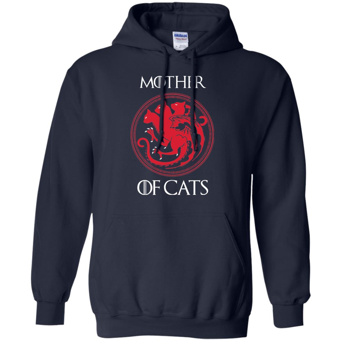 image 651px Game Of Thrones: Mother Of Cats T Shirts, Hoodies, Tank