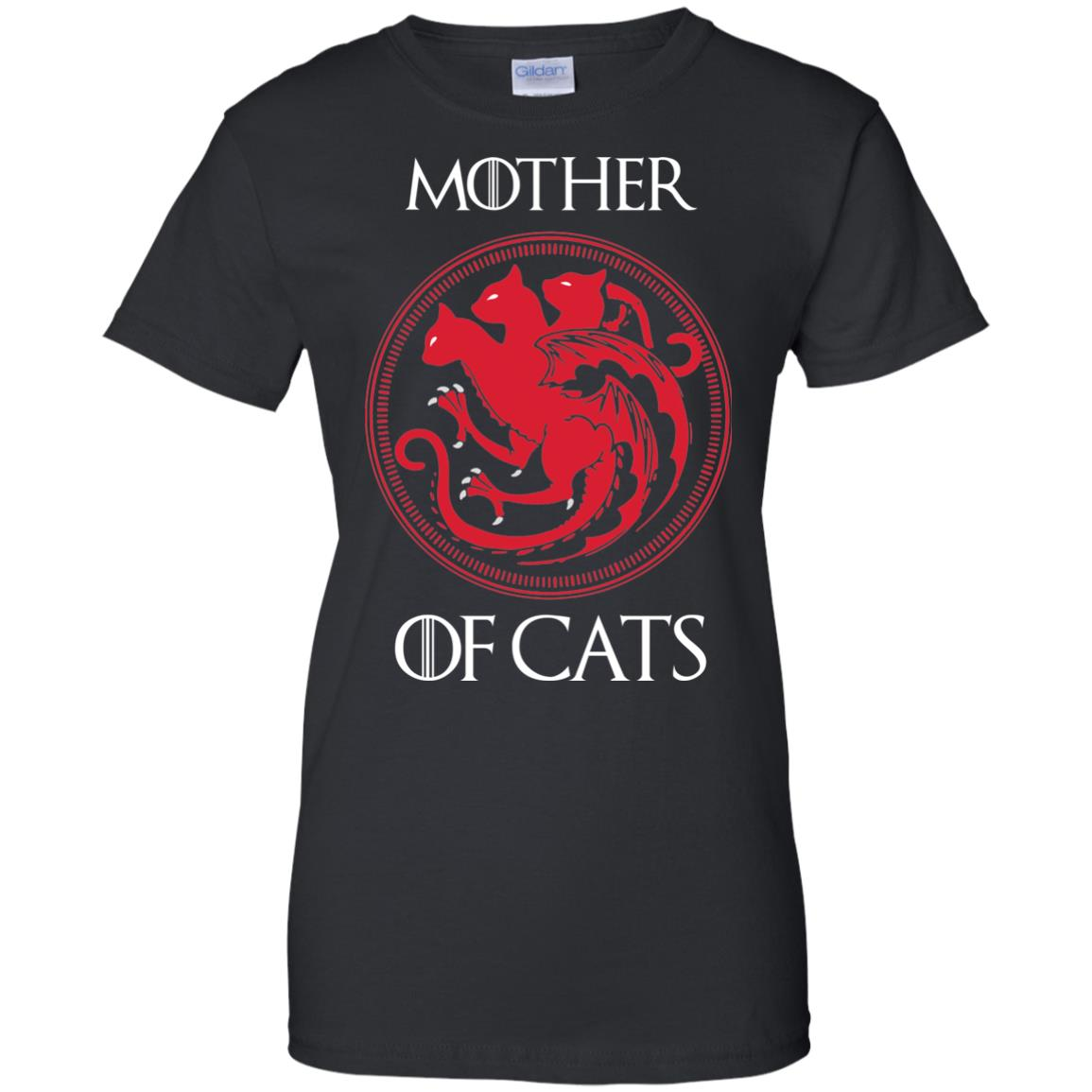 image 653px Game Of Thrones: Mother Of Cats T Shirts, Hoodies, Tank