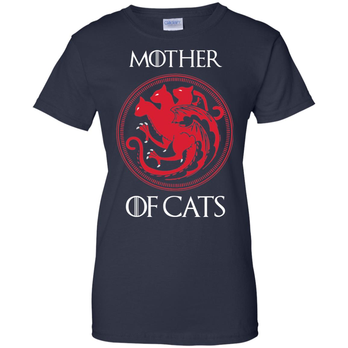 image 655px Game Of Thrones: Mother Of Cats T Shirts, Hoodies, Tank