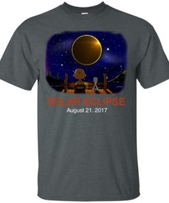 image 73 247x296px Total Solar Eclipse 2017 – Snoopy And Charlie Brown T Shirts, Hoodies, Tank