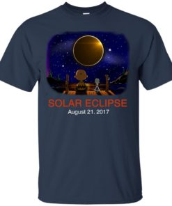 image 74 247x296px Total Solar Eclipse 2017 – Snoopy And Charlie Brown T Shirts, Hoodies, Tank