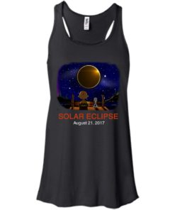 image 75 247x296px Total Solar Eclipse 2017 – Snoopy And Charlie Brown T Shirts, Hoodies, Tank