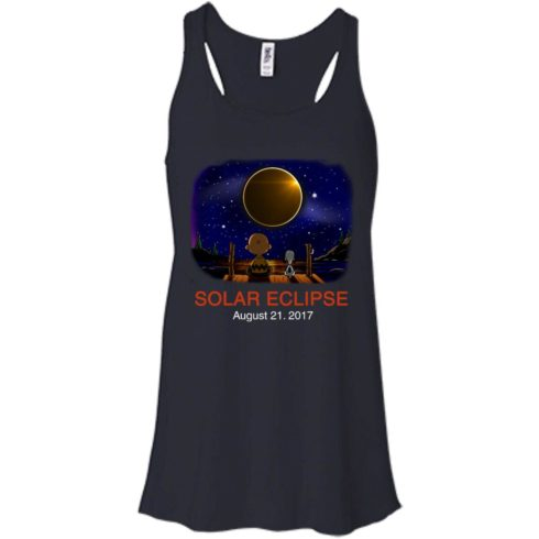 image 76 490x490px Total Solar Eclipse 2017 – Snoopy And Charlie Brown T Shirts, Hoodies, Tank