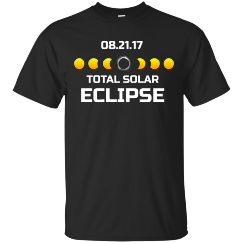 image 77 490x490px Total Solar Eclipse 2017 T Shirts, Hoodies, Sweater