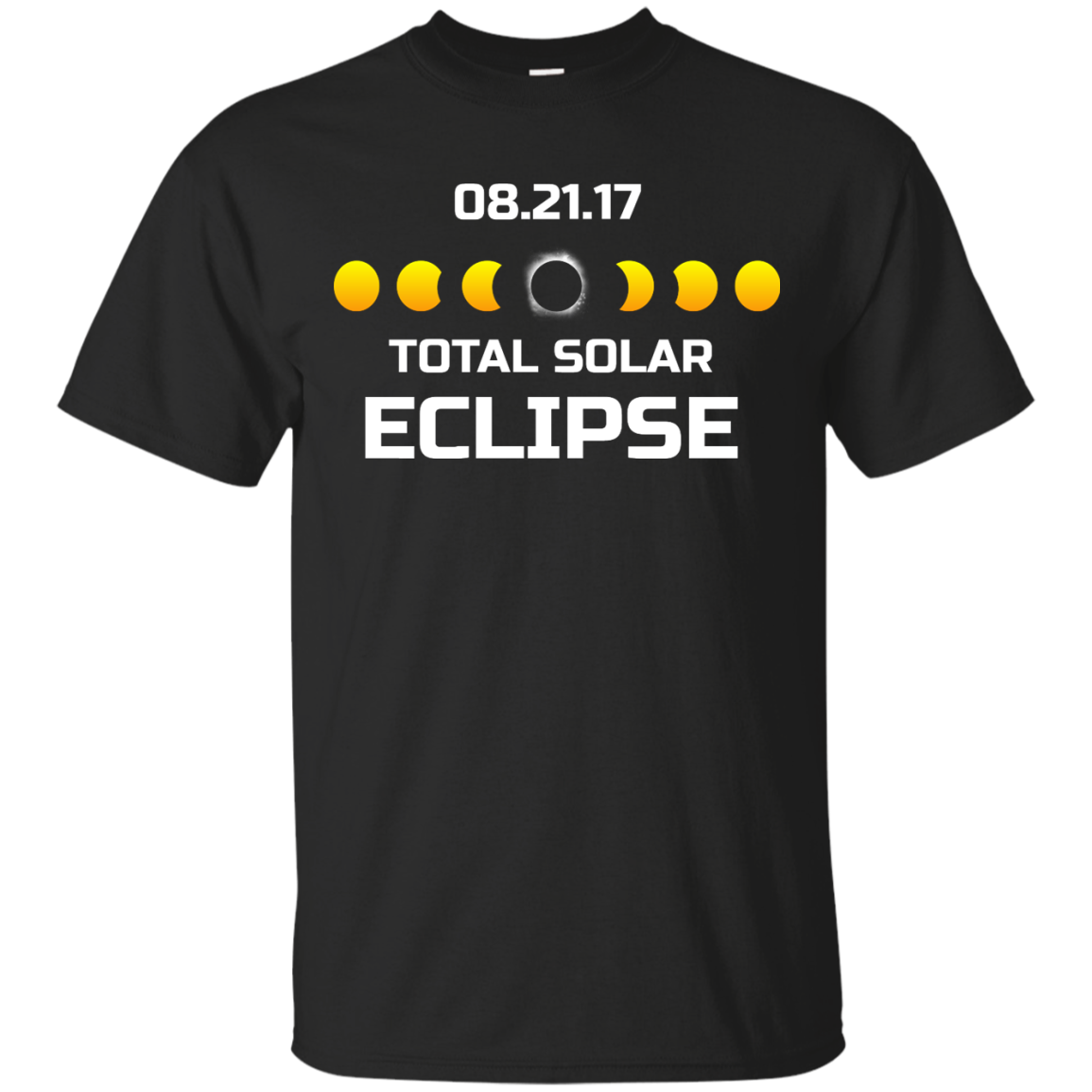 image 77px Total Solar Eclipse 2017 T Shirts, Hoodies, Sweater