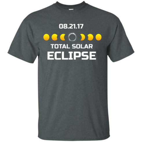 image 78 490x490px Total Solar Eclipse 2017 T Shirts, Hoodies, Sweater