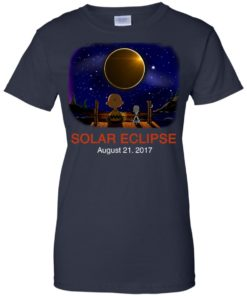image 82 247x296px Total Solar Eclipse 2017 – Snoopy And Charlie Brown T Shirts, Hoodies, Tank