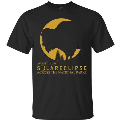 image 83 490x490px Solar Eclipse 2017 Across National Parks T Shirts, Hoodies, Tank Top