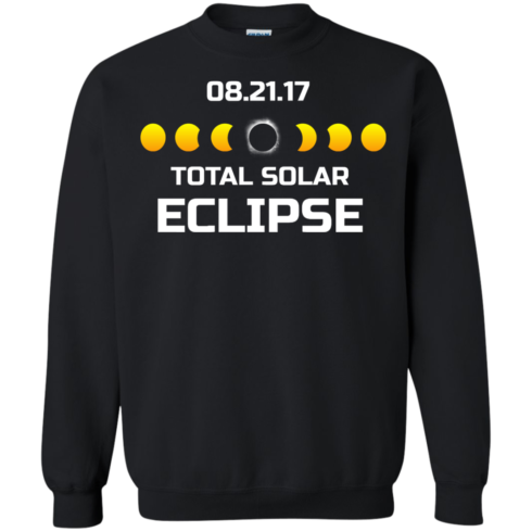 image 83 490x490px Total Solar Eclipse 2017 T Shirts, Hoodies, Sweater