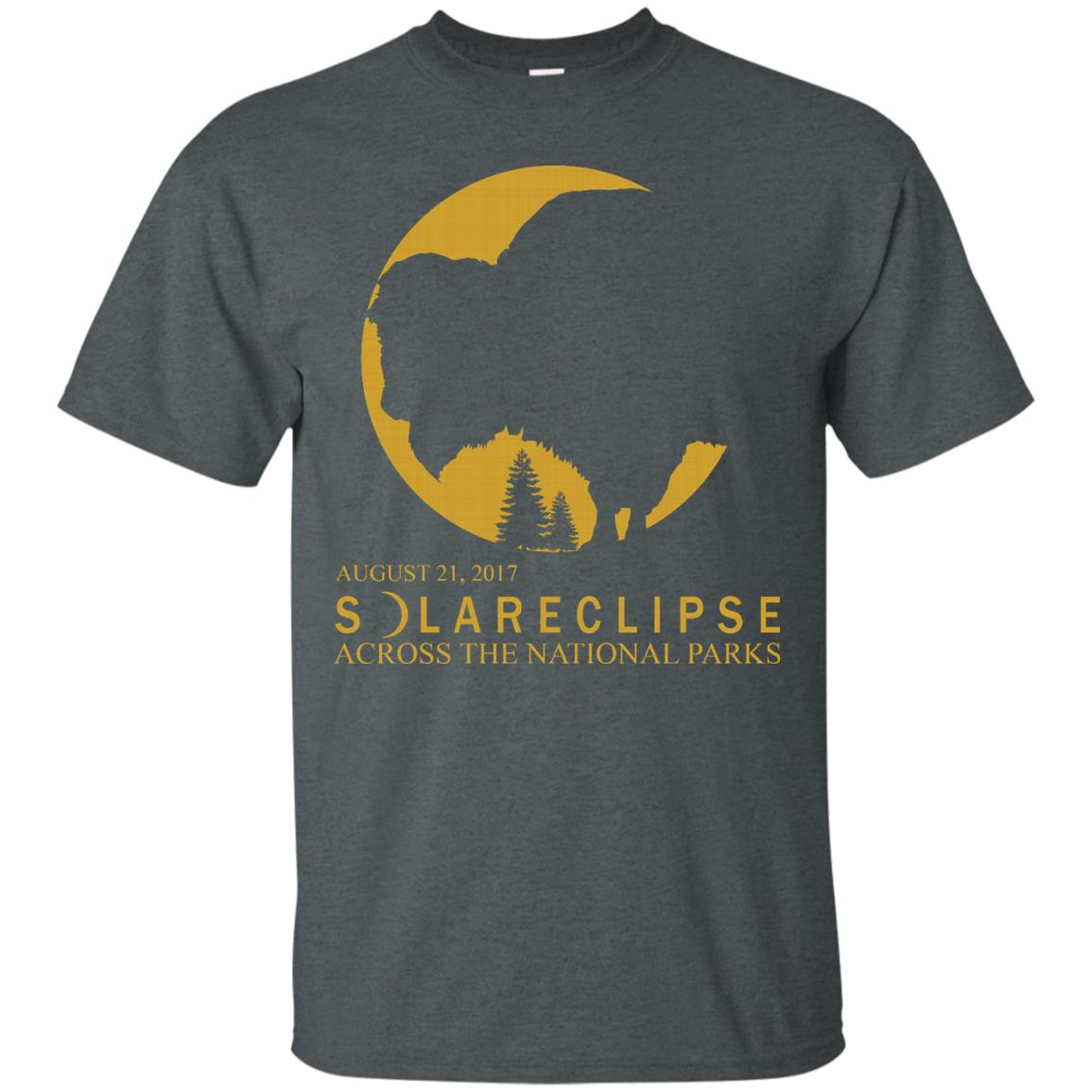 image 84px Solar Eclipse 2017 Across National Parks T Shirts, Hoodies, Tank Top