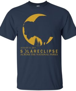 image 85 247x296px Solar Eclipse 2017 Across National Parks T Shirts, Hoodies, Tank Top