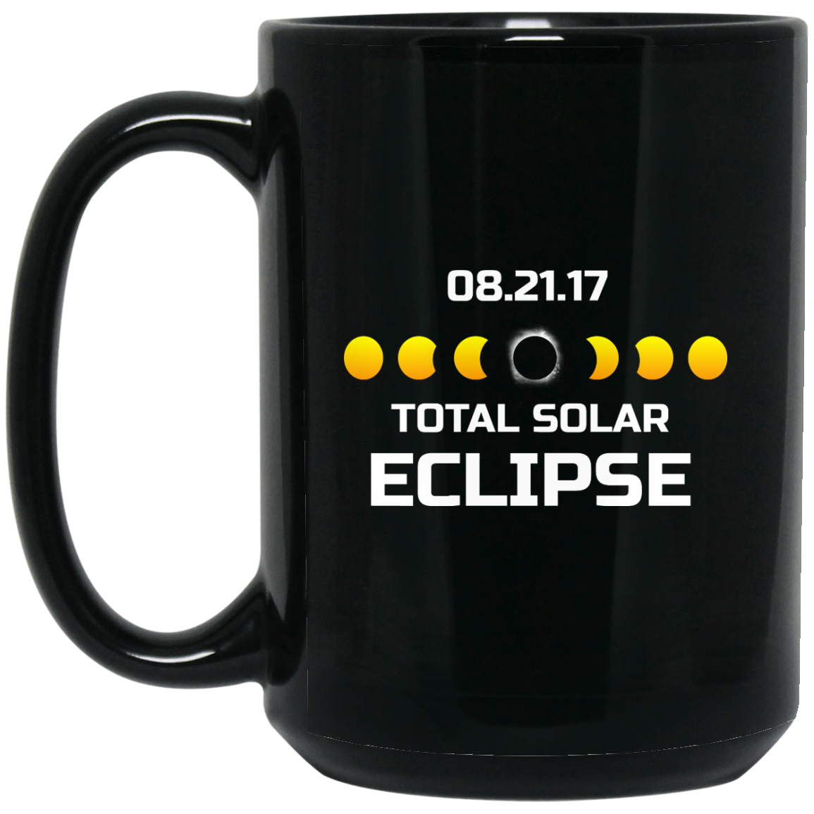 image 90px Total Solar Eclipse 2017 Coffee Mug