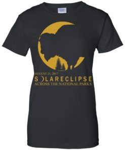 image 91 247x296px Solar Eclipse 2017 Across National Parks T Shirts, Hoodies, Tank Top