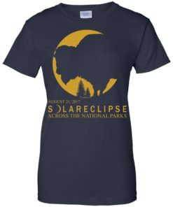 image 93 247x296px Solar Eclipse 2017 Across National Parks T Shirts, Hoodies, Tank Top
