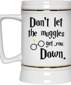image 104 247x296px Harry Potter: Don't Let The Muggles Get You Down Coffee Mug
