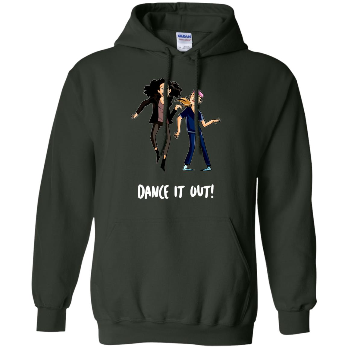 image 166px Meredith Grey (Grey's Anatomy) Dance It Out T Shirts, Hoodies, Tank Top