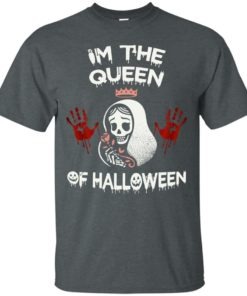 image 259 247x296px Im The Queen Of Halloween T Shirts, Hoodies, Tank