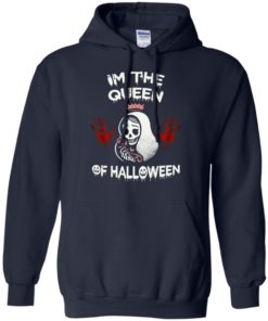 image 261 247x296px Im The Queen Of Halloween T Shirts, Hoodies, Tank
