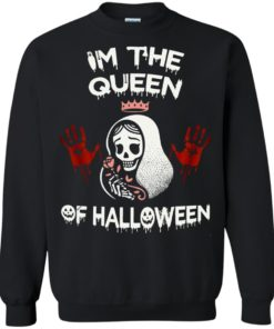 image 262 247x296px Im The Queen Of Halloween T Shirts, Hoodies, Tank