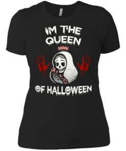 image 265 247x296px Im The Queen Of Halloween T Shirts, Hoodies, Tank