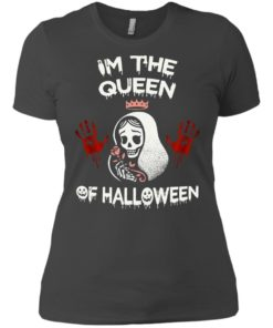 image 266 247x296px Im The Queen Of Halloween T Shirts, Hoodies, Tank