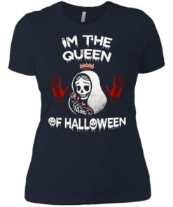 image 267 247x296px Im The Queen Of Halloween T Shirts, Hoodies, Tank